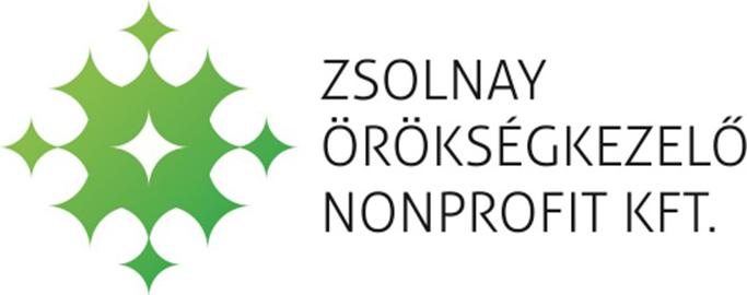 Partnerünk a Zsolnay Örökségkezelő Nonprofit Kft.